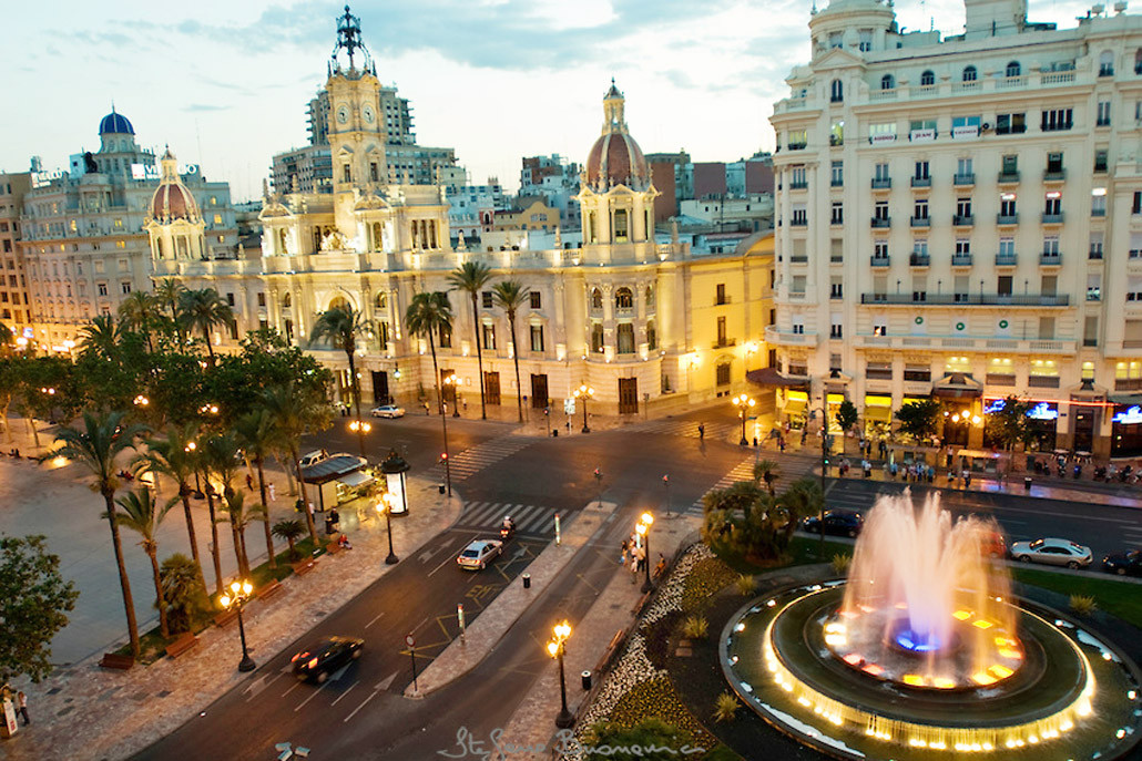 Hotel Sorolla Centro What To See In Valencia Tourism
