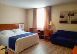 Double room Premium at Hotel Sorolla Centro in Valencia, Spain