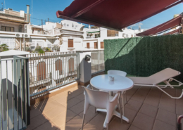 Double room with terrace at Hotel Sorolla Centro in Valencia, Spain